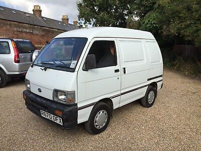 Daihatsu 1.0 Petrol High Jet Low Mileage Mot June 2019