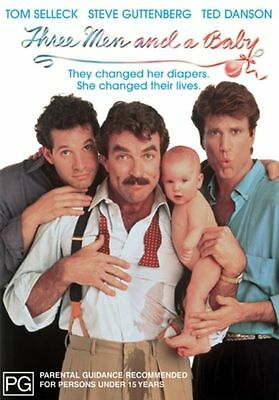 Three Men And A Baby ( DVD )
