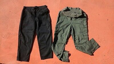 2 x target Maternity pregnancy Pants size 14 new