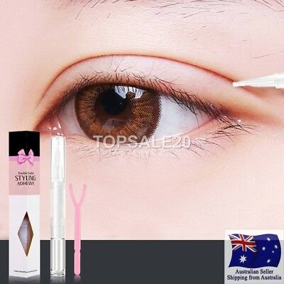 5 ML Eyelash Double Eye lid Adhesive Eyelid Glue Eyelashes