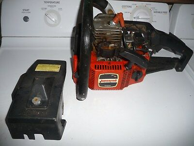 Jonsereds  Chainsaw For Parts or Repair