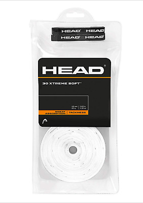 HEAD Xtreme Soft Pack Of 30 (white)
