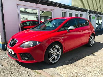 2008 Seat Leon FR 2.0 T FSI - Flash Red