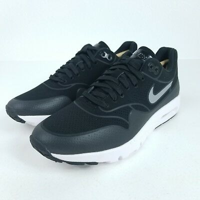 online store 4ad21 cd6a5 NIKE Air Max 1 Ultra Moire Womens Sz Multi Running Shoes Black White 704995  001