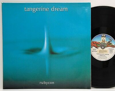 Tangerine Dream          Rubycon          Gat         VG++ # N
