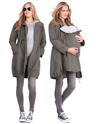 Seraphine 3 in 1 maternity parka