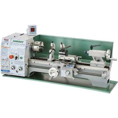 """G0602Z 10"""" x 22"""" Benchtop Metal Lathe with DRO"""