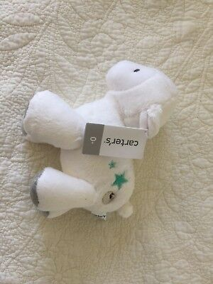 Baby Carter's Animal Waggy Lamb Musical Plush Toy