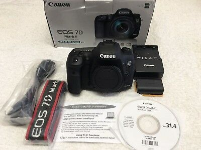 Canon EOS 7D Mark II (G) Body only - # 82 -