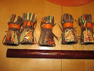 Thanksgiving Antique Five  Nut Cups - Table Decorations