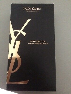 Yves Saint Laurent Extremely Ysl Make Up Essentials Palette Travel Selection Set