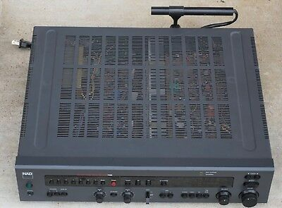 NAD 7100 MONITOR Series Stereo Receiver (Used)