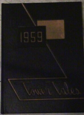 1959  Madison, Wisconsin East High Yearbook