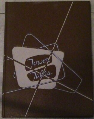 1956  Madison, Wisconsin East High Yearbook
