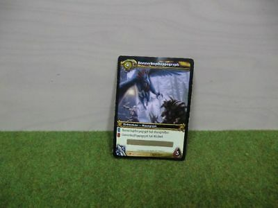WoW LOOT Donnerkopfhippogryph - Thunderhead Hippogryph - code unscrached #2057