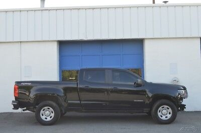 Chevrolet Colorado W/T Repairable Rebuildable Salvage Lot Drives Great Project Builder Fixer Easy Fix