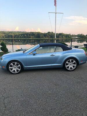 2008 Bentley Continental  sell a car