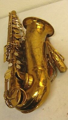 The Martin Alto Saxophone Committee III - 1949 Fantastic Pro Level Horn