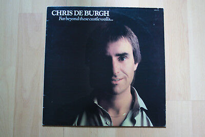 LP/VINYL Album 1984 Pickwick Int. CHRIS DE BURGH - Far beyond these castle walls