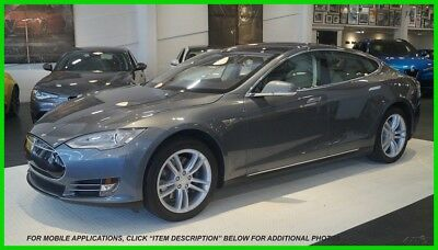 Tesla Model S  California Bay Area Model S, Tech Package, Air Suspension, Service Records