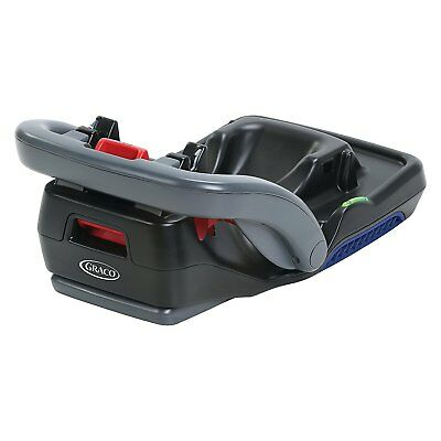Graco Snugride Snuglock Dlx Infant Car Seat Base Black One Size Brand New