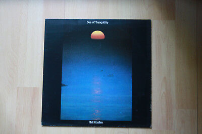 LP/VINYL Album 1984 K-TEL  Phil Coulter ‎– Sea Of Tranquility