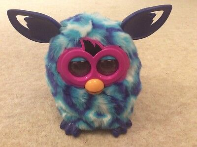 furby boom blue Great Condition