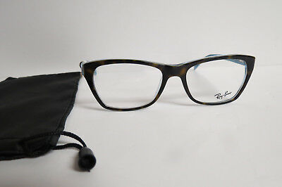 f7707d48b4 Brand New 100% Authentic Ray-Ban RB5298 5023 RX5298 Eyeglasses Frame 53-17