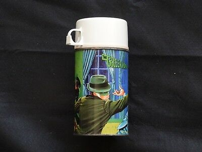 Green Hornet Thermos for Lunchbox