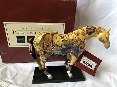 """Retired Trail of Painted Ponies #1588 """"Wilderness Roundup"""""""