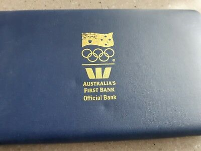 Sydney Olympic Pins Westpac Limited Issue Boxed set 648/2500
