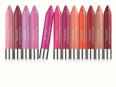 Revlon Balm Stain Lip Crayon ColorBurst Choose Your Shade Sealed