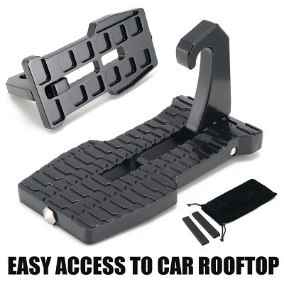 Doorstep Auto Vehicle Access Roof Car Assist Door Step Latch Step Easily Rooftop
