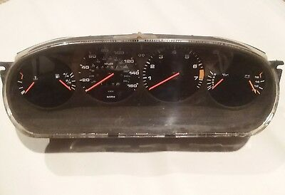 Porsche 944 Instrument Gauge Cluster for Manual Transmission 944.641.311.41