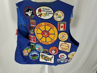 Good Sam Club camping Travel Patches Pins Buttons