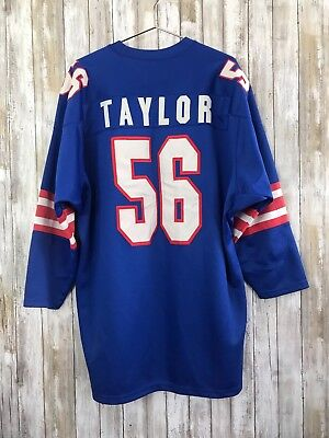 Mitchell   Ness New York Giants Lawrence Taylor 198 Throwback Jersey Mens  ... ac48948ee