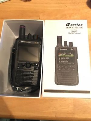 Unication G4 Series Voice Pager - Used