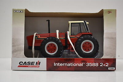 1/32 IH International Harvester 3588 2+2 Tractor 4WD New in Box by Ertl