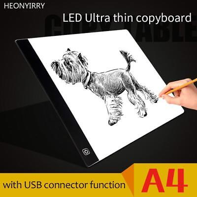 Tracing Light Box A4 Ultra-thin USB Power Led Artcraft Tracer Drawing Sketching