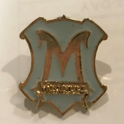 MADONNA - 1990 Immaculate Collection Promo Pinback Button Badge MINT!