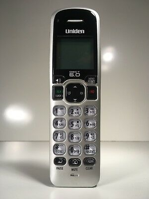Uniden D1680-4 DECT 6.0 Replacement Cordless Phone OEM Handset With Battery Incl