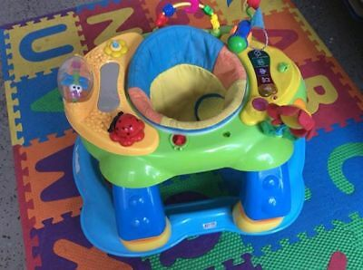 Baby Activity Centre Gym Walker