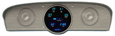 Dakota Digital 61-66 Ford Pickup Truck 6 Gauge Cluster System VFD3-66F-BRONCO