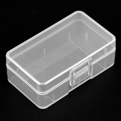 Soshine Portable Hard Plastic Case Holder Storage Box for 1 Piece 9V Battery HOT