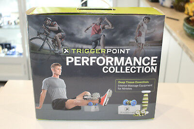 New -TriggerPoint Performance Collection for Total Body Deep Tissue Self-Massage