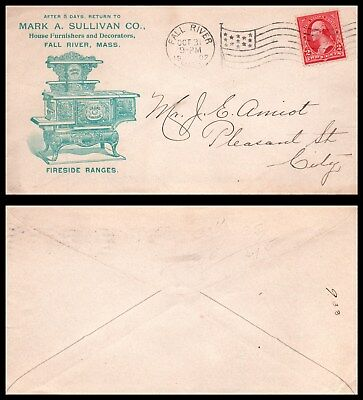 Goldpath: US advertising cover 1902 FALL RIVER, MASS. COOKING RANGE  _CV26_P8