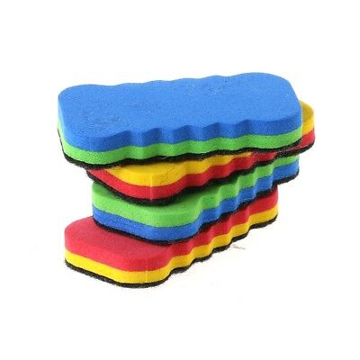 1 PC Colorful Whiteboard Eraser For Dry Board Multi Color School Office Supply