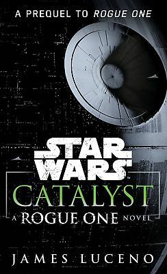 Star Wars, Catalyst Luceno, James Star Wars, Rogue One
