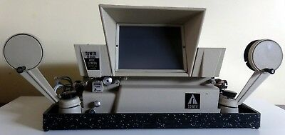Vintage  TOWER 608  -  8mm wide screen Editor and Viewer