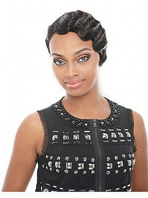 Janet Collection Human Hair MOMMY Wig 2